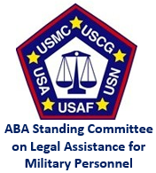 ABA Standing Committee on Legal Assistance for Military Personnel